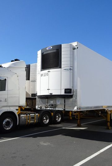 Refrigerated Delivery services Sydney